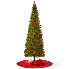 North Pole Trading Co. 7 Foot Christmas Tree