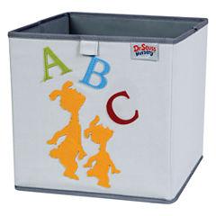 Trend Lab Dr. Seuss Abc Storage Bin