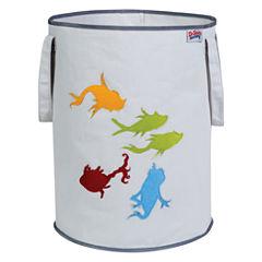 Trend Lab Dr. Seuss One Fish; Two Fish Storage Bin