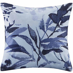 Yumi Botenical Square Throw Pillow