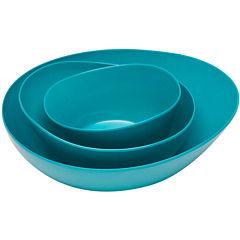 Zak Designs® Moso 3-pc. Serving Bowl Set