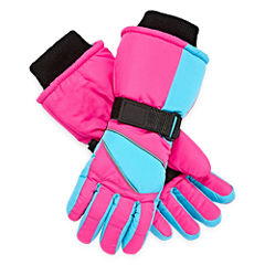 WinterProof Girls Cold Weather Gloves-Preschool