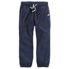 Carter's Knit Jogger Pants - Preschool Boys