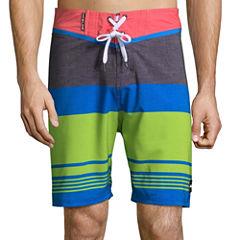 Pipeline Stripe Board Shorts
