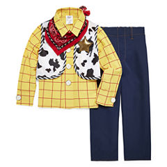 Disney Toy Story Dress Up Costume-Big Kid Boys