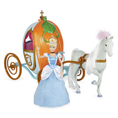 Disney Cinderella Toy Playset - Girls