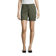 Liz Claiborne Chino Shorts