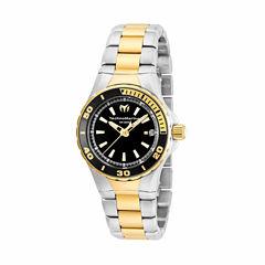 Techno Marine Womens Two Tone Bracelet Watch-Tm-215061