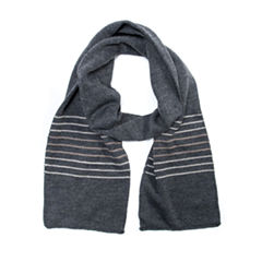 Muk Luks Lightweight Striped Scarf