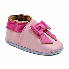Momo Baby Crib Bootie Girls Crib Shoes