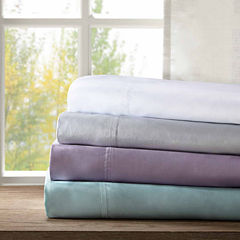 Sleep Philosophy Rayon From Bamboo Satin Sheet Set