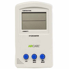 AIRCARE Hygrometer/ Thermometer