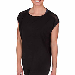 Jockey Short Sleeve Mesh Back T-Shirt