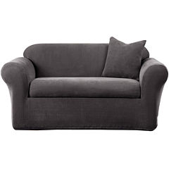 SURE FIT® Stretch Metro 2-pc. Sofa Slipcover