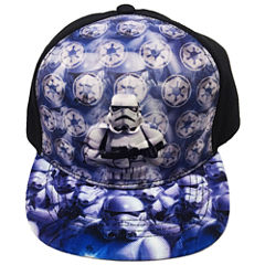 Starwars Storm Trooper Baseball Cap- Boys 8-20