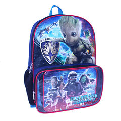 Guardians of the Galaxy Backpack with Lunch Kit