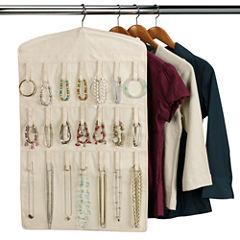 Household Essentials Necklace Bracelet Organizer