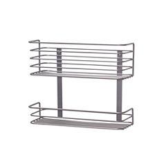 Household Essentials 2-Tier Storage Basket