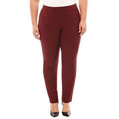 Worthington Skinny Fit Slim Pants