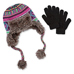 Total Girl Cold Weather Set-Big Kid Girls