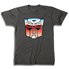 Short Sleeve Transformers Graphic Tee
