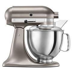 KitchenAid® Architect® Series 5 Quart Tilt-Head Stand Mixer  KSM160APSCS