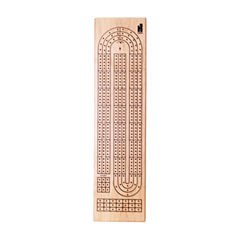 John N. Hansen Co. Cribbage - Triple Track