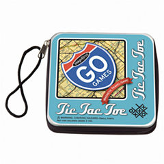 Magnetic Poetry Go Games - Tic Tac Toe