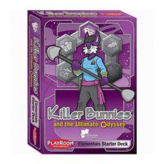 Playroom Entertainment Killer Bunnies Odyssey Elementals Starter Deck