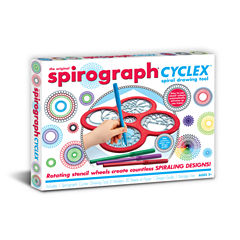 Spirograph Spirograph Cyclex Spiral Drawing Tool