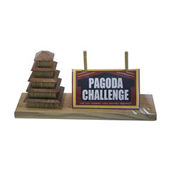 Square Root Pagoda Challenge