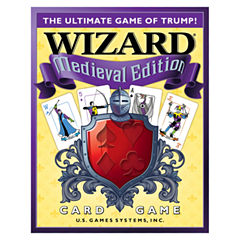 U.S. Games Systems Wizard Medieval Edition