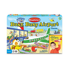 Wonder Forge Richard Scarry's Busytown - Busy BusyAirport Game