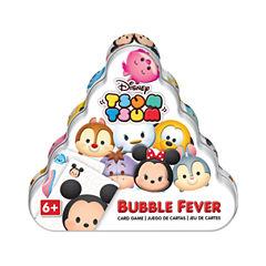Wonder Forge Disney Tsum Tsum Bubble Fever Card Game