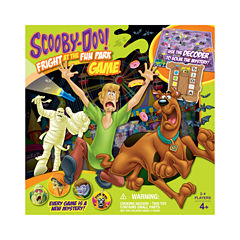 Buffalo Games Scooby-Doo! Fright at the Fun Park Game