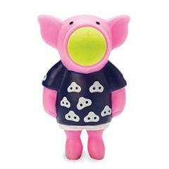 Hog Wild Pig Popper Key Chain