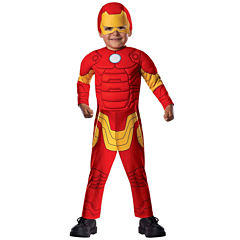Avengers Assemble Iron Man Toddler Costume 2-4T