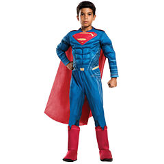 Buyseasons Batman v Superman: Dawn of Justice - Kids Deluxe Superman Costume