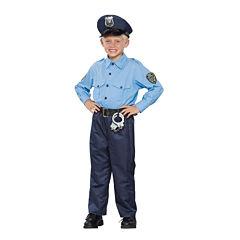 Buyseasons Deluxe Policeman Child Costume