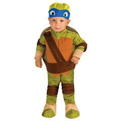 Teenage Mutant Ninja Turtle - Leonardo Toddler Costume 2-4T