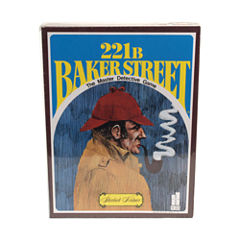 John N. Hansen Co. 221B Baker Street - The MasterDetective Game