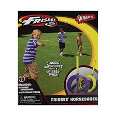 Wham-O Frisbee Horseshoes Set
