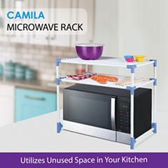 Bonita Camila Microwave Stand