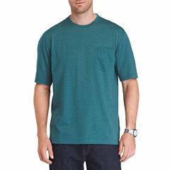 IZOD Short Sleeve Crew Neck T-Shirt