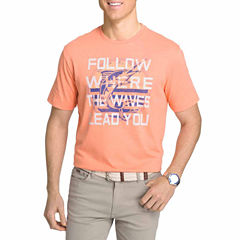 IZOD Short Sleeve Graphic T-Shirt