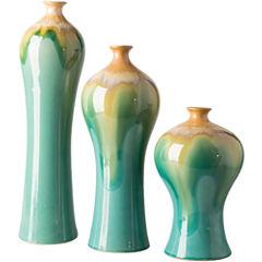 Bierd Vase Set
