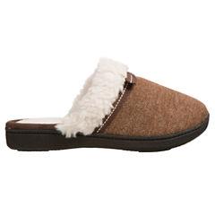 Isotoner Heathered Knit Clog