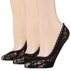 Gold Toe 3 Pair Liner Socks - Womens