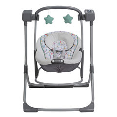 Graco® Cozy Duel Swing and Rocker - Lambert