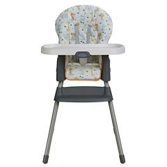 Graco SimpleSwitch High Chair - Linus